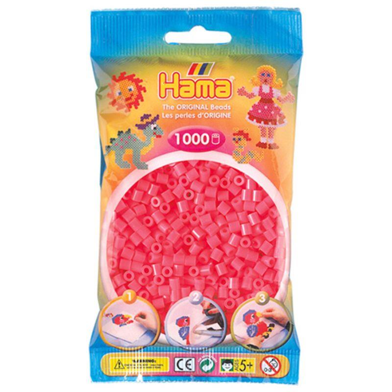Hama perler midi 1000 stk - cerice-33