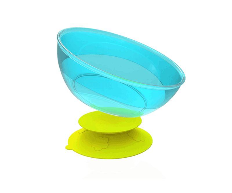 Kidsme universal sugekop og tallerken