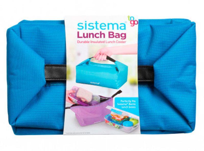 Sistema køletaske - Lunch bag to go