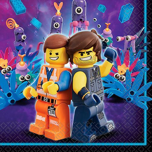 Lego servietter